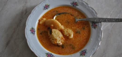 supa de rosii