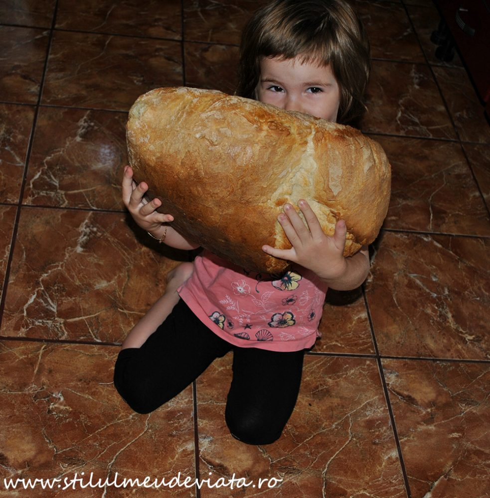 o pâine mare