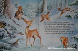 Bambi, editura Girasol