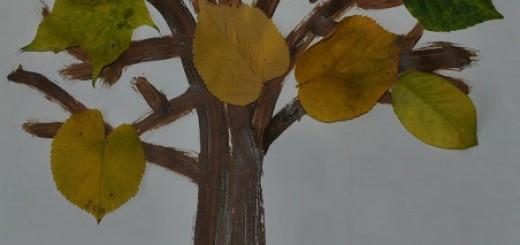 copacel de toamna
