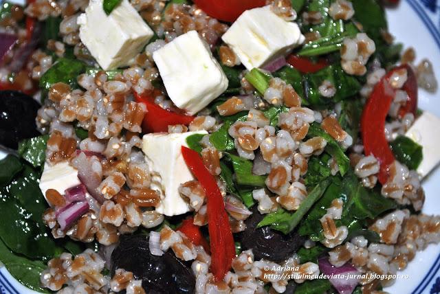 salata de arpacas