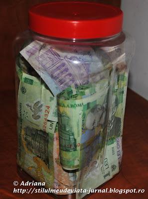 economisire bani