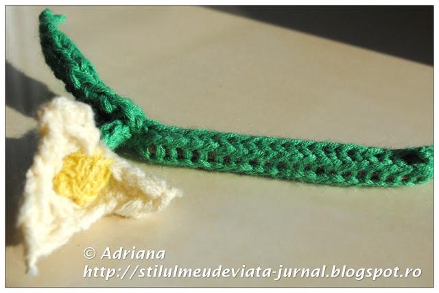 ghiocel tricotat