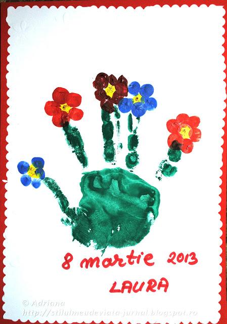 felicitare 8 martie pentru educatoare