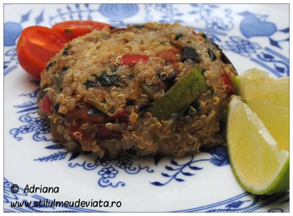 quinoa cu legume