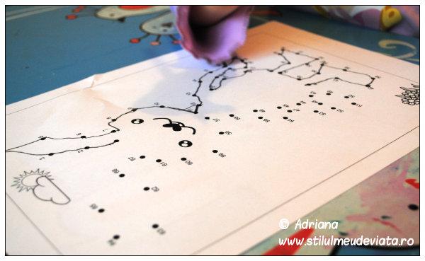 desene punctate