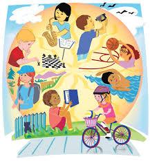 activitati pentru copii in vacanta de vara