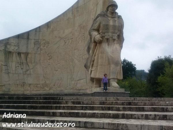 Monumentul Ostaşului Român, Baia Mare