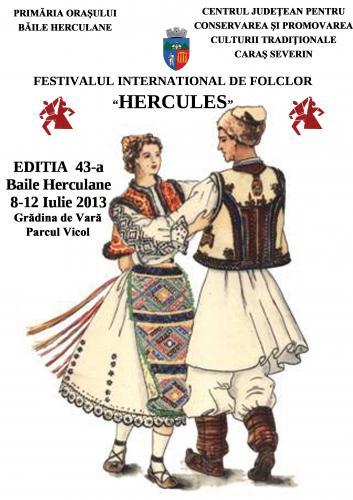 Festivalul International de Folclor Hercules