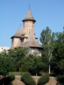 Biserica Fortificată Sfânta Precista, Galati