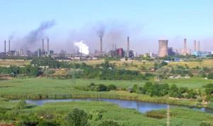 Combinatul siderurgic din Galati