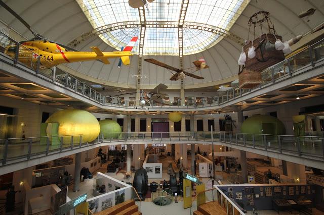 Muzeul tehnic, Viena