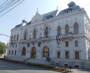 Palatul Administrativ, Galati