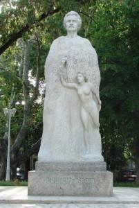 Statuia lui Eminescu, Galati