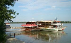 Terase plutitoare, Galati
