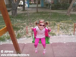 in parc la leagane