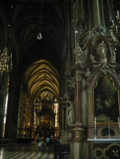 Catedrala Stantul Stefan, Viena