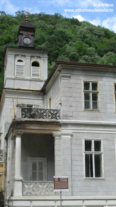 Vila Elisabeta din Herculane