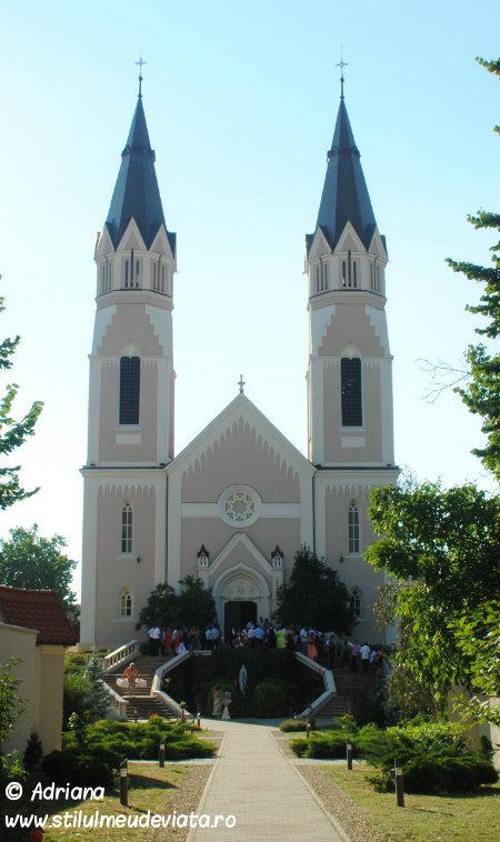 biserica romano catolica calvaria
