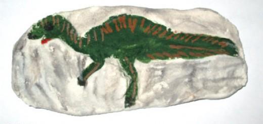 fosile dinozaur