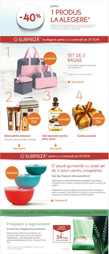oferta yves rocher august 2013