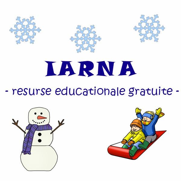 IARNA resurse educationale gratuite