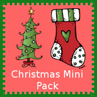 Mini Christmas Pack