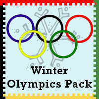 Winter Olympics Pack