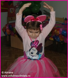 costumatie Minnie Mouse