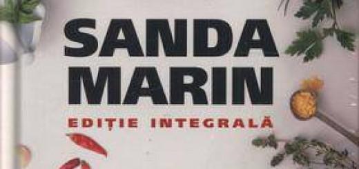 carte de bucate, sanda marin