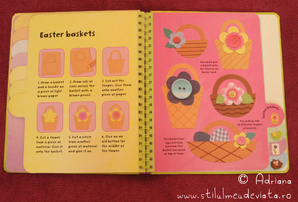 Easter fun, cosulet de Paste