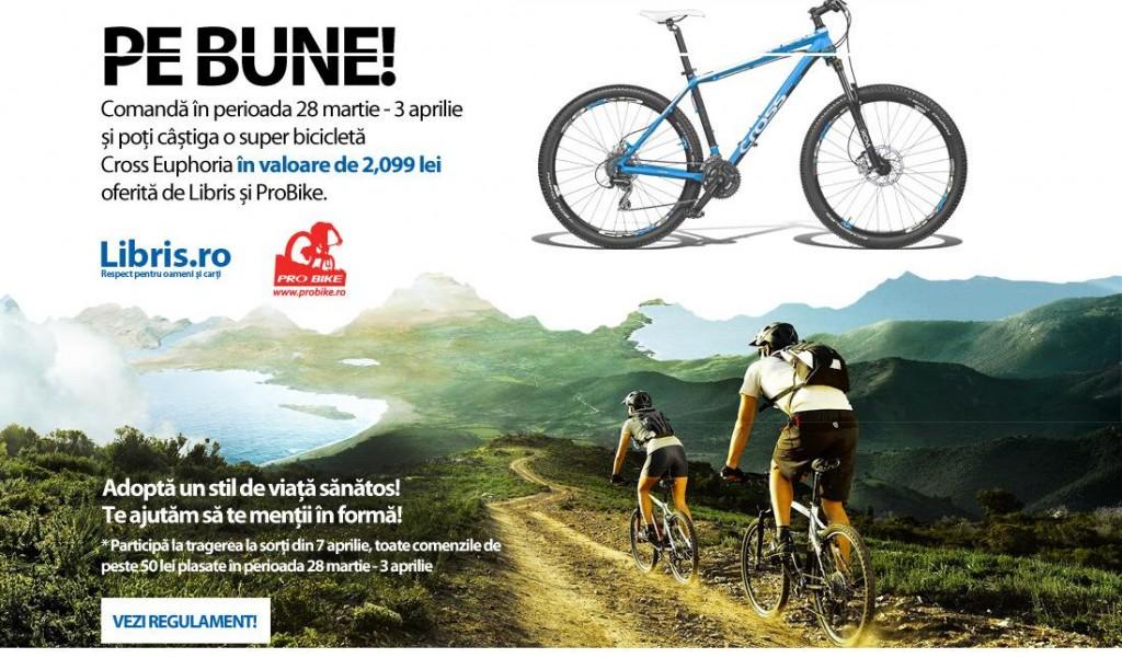 bicicleta GRATIS
