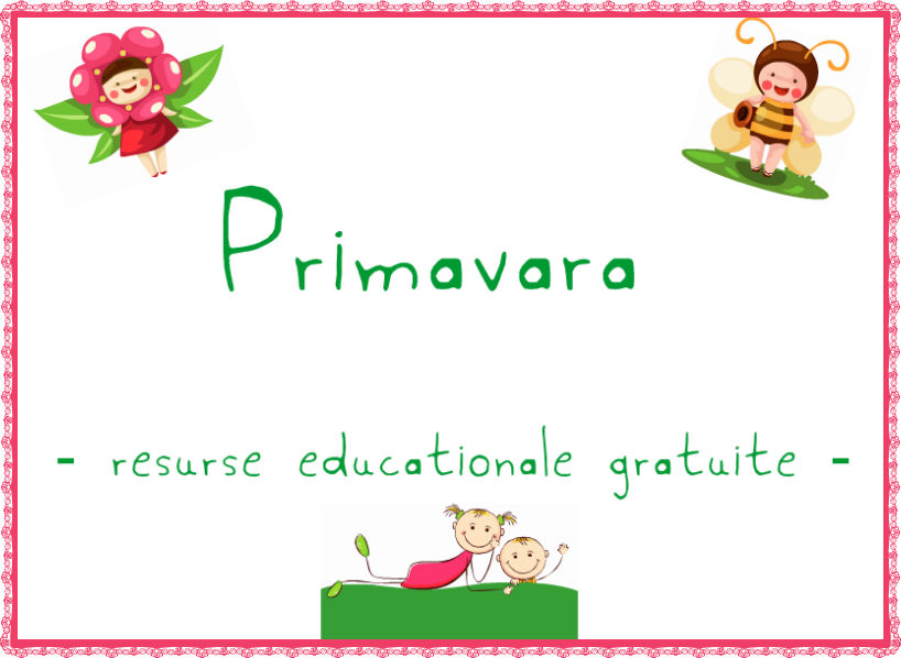 PRIMAVARA resurse educationale gratuite