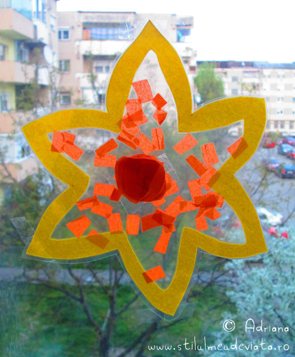 narcisa sun catcher