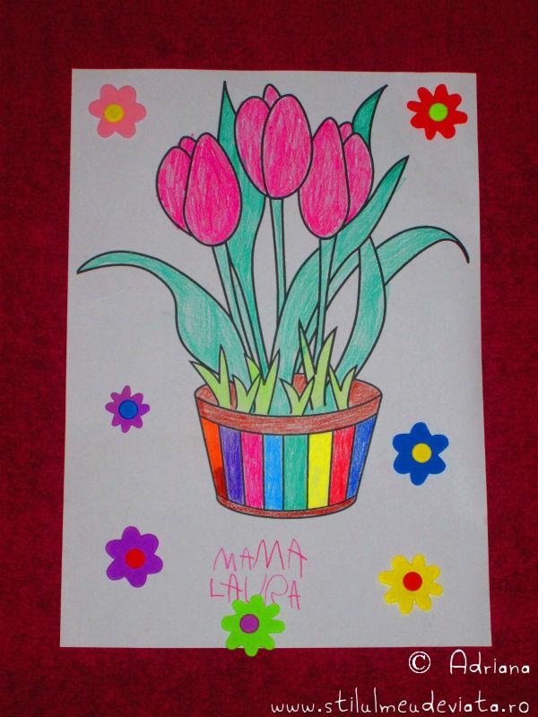 Flori De Primăvară Lalele Stilul Meu De Viață