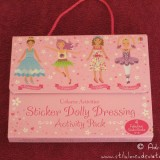 sticker dolly dressing, usborne