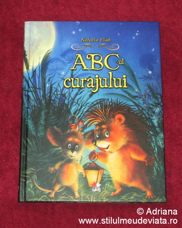 ABC-ul curajului, editura Litera