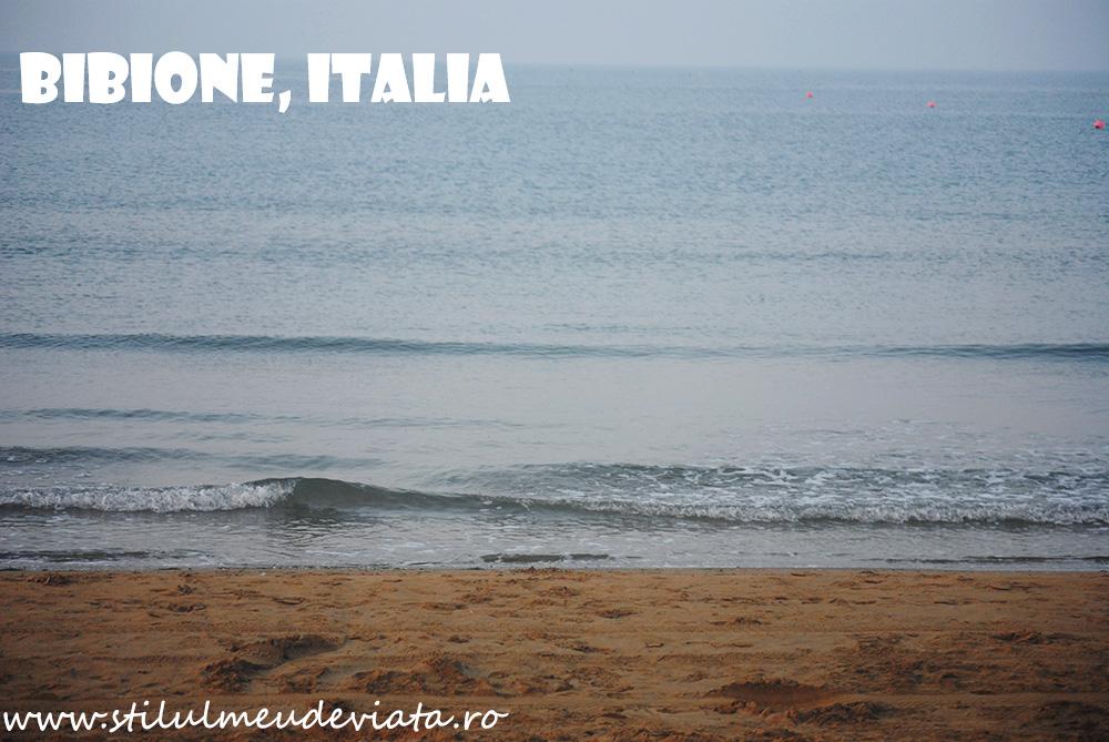 Vacanța noastră în Bibione Italia