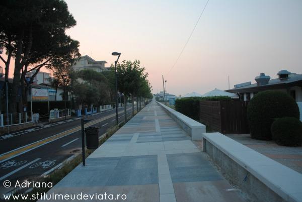 faleza - Bibione, Italia