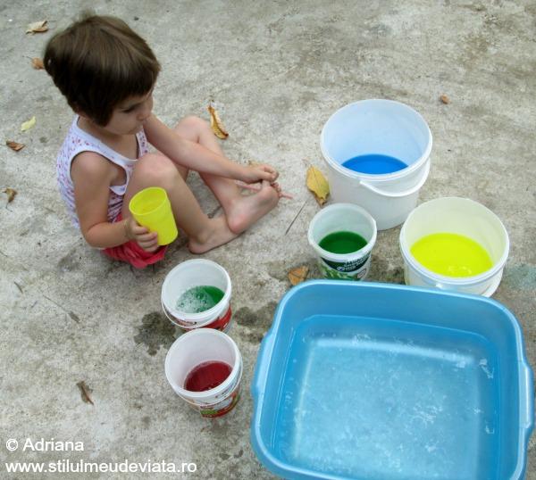 combinarea culorilor