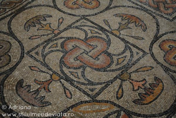mozaic, Bazilica din Aquileia