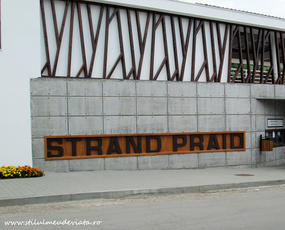 Ștrand Praid