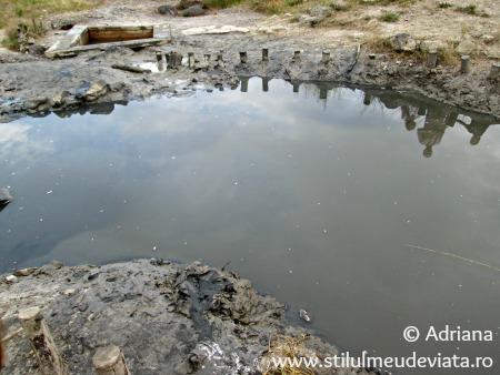Baie traditionala cu namol, Canionul de sare din Praid