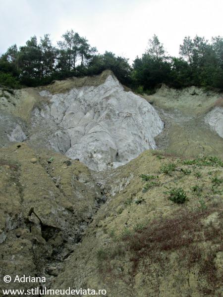 Creastă de sare, Canionul de sare din Praid