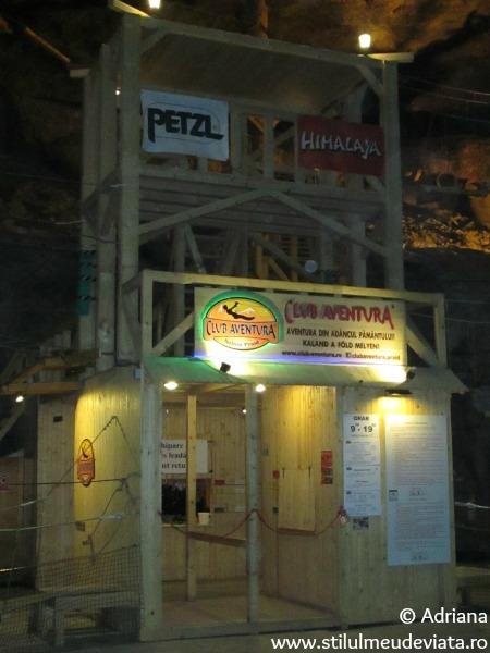 Club Aventura, Salina Praid