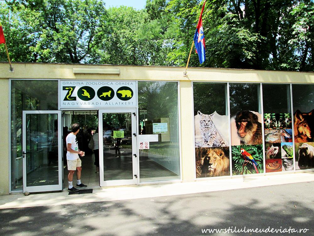 Grădina Zoologică din Oradea