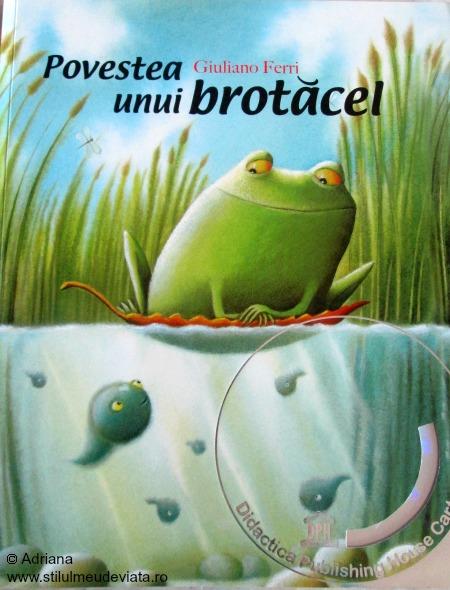 povestea unui brotacel