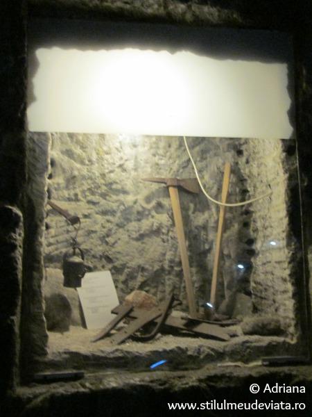 Muzeul din salina Praid