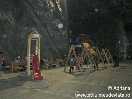 locuri de joaca din salina praid