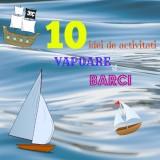 vapoare si barci
